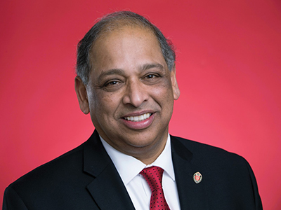Neville Pinto - President, University of Cincinnati